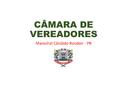 ASSISTA REUNIÃO DA COMISSÃO DE EDUCAÇÃO, CULTURA E SAÚDE DE 08/04/2021