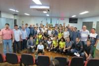 Câmara destaca crescimento da prática de badminton entre estudantes rondonenses