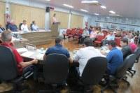 """Secretária apresenta """"raio-x"""" da Saúde rondonense durante sessão do Legislativo"""