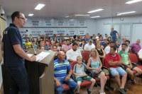Secretário Cristiano Metzner destaca as ações do Esporte na Câmara de Vereadores